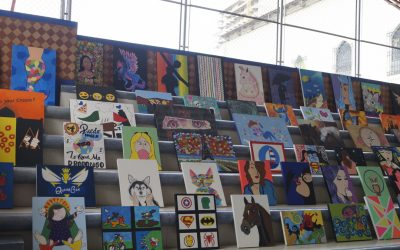 Exposición de Arte y Feria de Emprendimiento