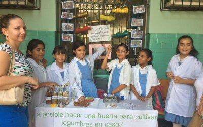 Encuentro De Proyectos Científicos Primaria y Preescolar
