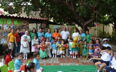 Jornada Ecológica y Socialización del Proyecto No.4 – Preescolar