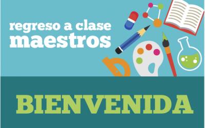 Bienvenida Comunidad Educativa 2017
