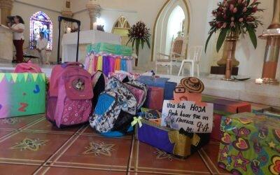 Eucaristía Inicio de año Bachillerato