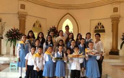 Eucaristía Inicio de año Primaria