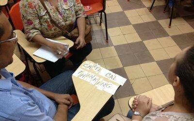Jornada de formación sobre Trabajo Colaborativo