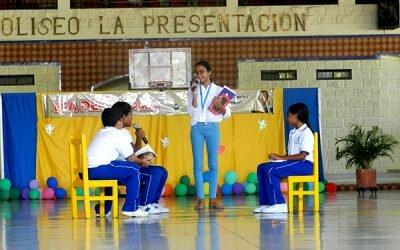 Día del Idioma Preescolar y Primaria