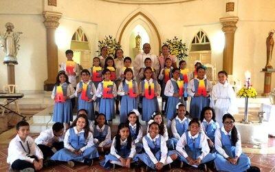 Eucaristía de Pascua Primaria