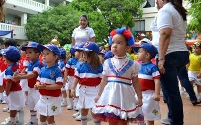Olimpiadas 2017 Preescolar y Primaria