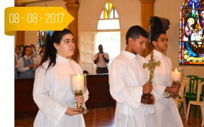 Eucaristía Santo Domingo de Guzmán Bachillerato
