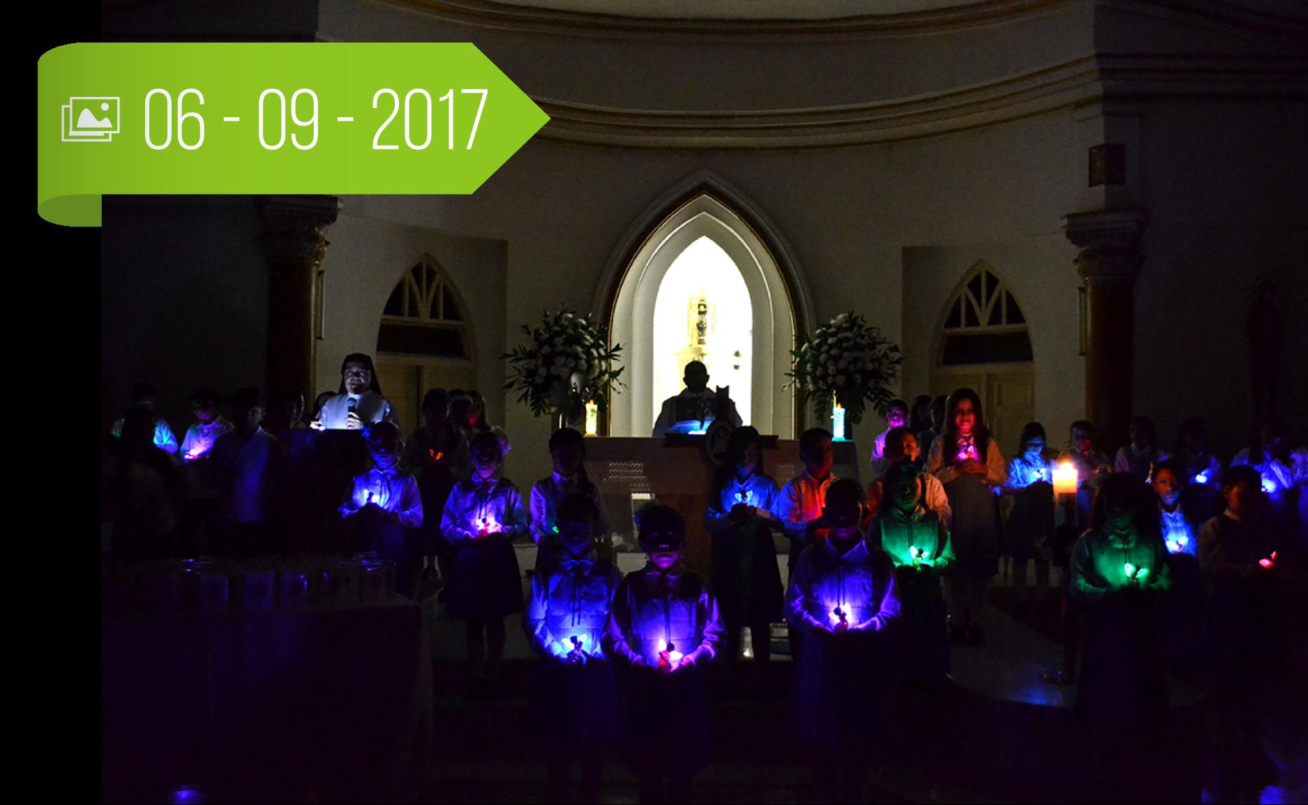 Ceremonia de la Luz y la Palabra