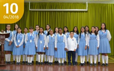 Posesión del Gobierno Escolar