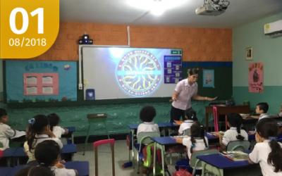 Visita y seguimiento a las experiencias de aula