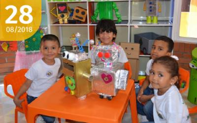 XII Jornada Ecológica Intercolegial de Preescolares 2018