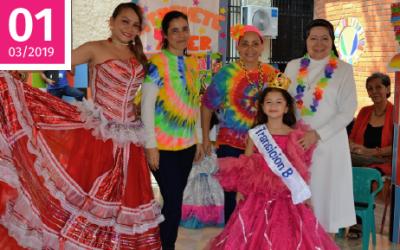 Carnavalito Presentación Preescolar