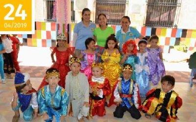 Día del Idioma en Preescolar
