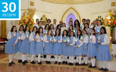 Consagración a la Santísima Virgen, Grado 11º