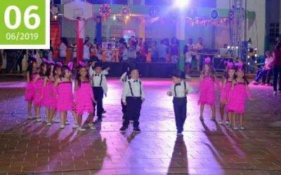 Olimpiadas Culturales y Deportivas Preescolar 2019