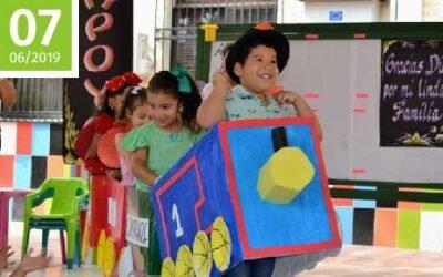 Proyecto N° 2 Sección Preescolar