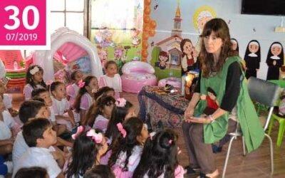 Encuentro Pedagógico con Elena Santacruz