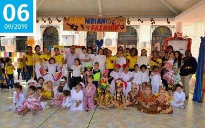 Socialización de Proyecto Preescolar