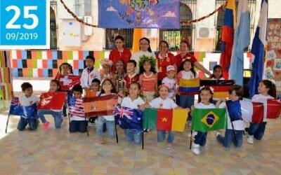 Preescolar rinde homenaje al Amor y Amistad