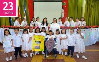 Clausura de Preescolar 2019