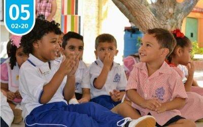 Iniciación de Clases Preescolar
