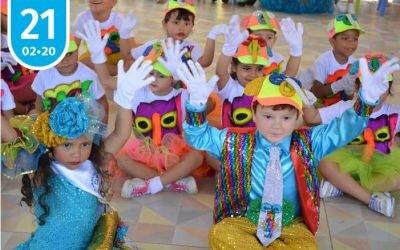 Carnavalito Preescolar 2020