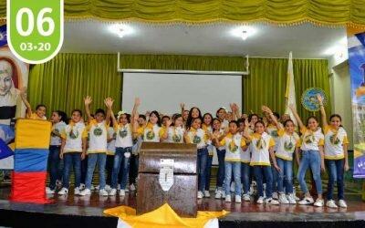Inauguración Infancia Misionera