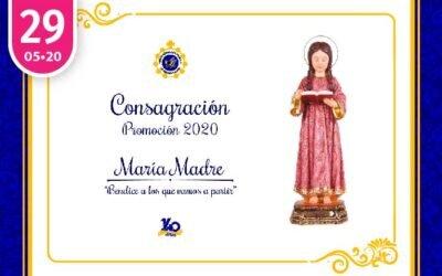 Consagración a la Virgen María