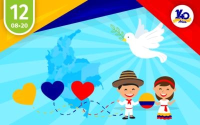 Izada de Bandera Preescolar 2020