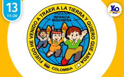 Clausura Infancia Misionera Preescolar