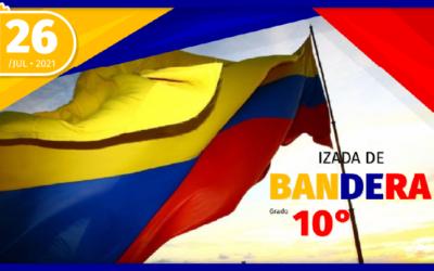 Homenaje especial a nuestra querida ciudad Santa Marta y a nuestra amada patria Colombia